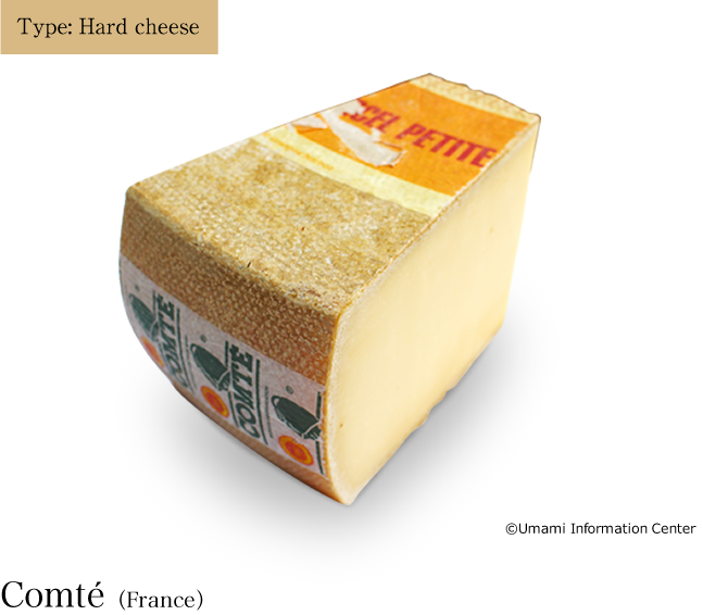 Type: Hard cheese / Comte(France)
