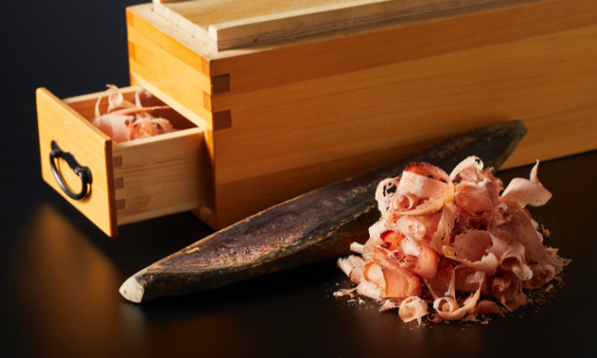 Umami Rich Ingredients Katsuobushi(Dried Bonito