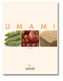 UMAMI leaflet (Spanish version)