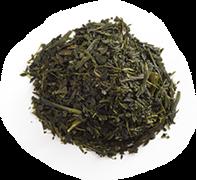 緑茶の茶葉
