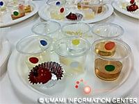 Umami tasting plates