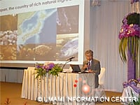 Dr. Yamamoto's Presentation