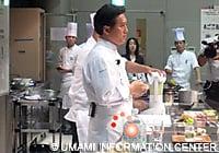 Demonstration by Chef Yuji Wakiya