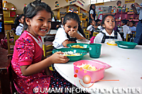 Nutrition workshop for children