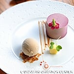 MILK CHOCOLATE YUZU CAKE (by NOBU)