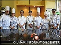 Assistant and Chefs