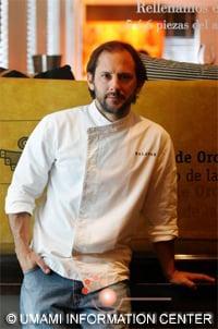 Chef Pedro Schiaffino