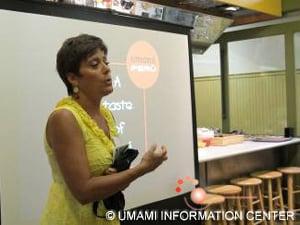 Anna Maria Florio Owner of La Cucin
