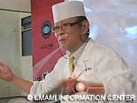 Presentation by Chef Kazuki Kondo