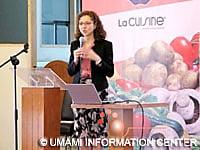 Presentation by Dr. Ana San Gabriel